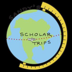 Sandy's ScholarTrips logo