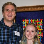 Daniel Mills and Sarah Frazee