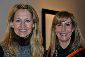 Lynn McBee and Nancy Carlson