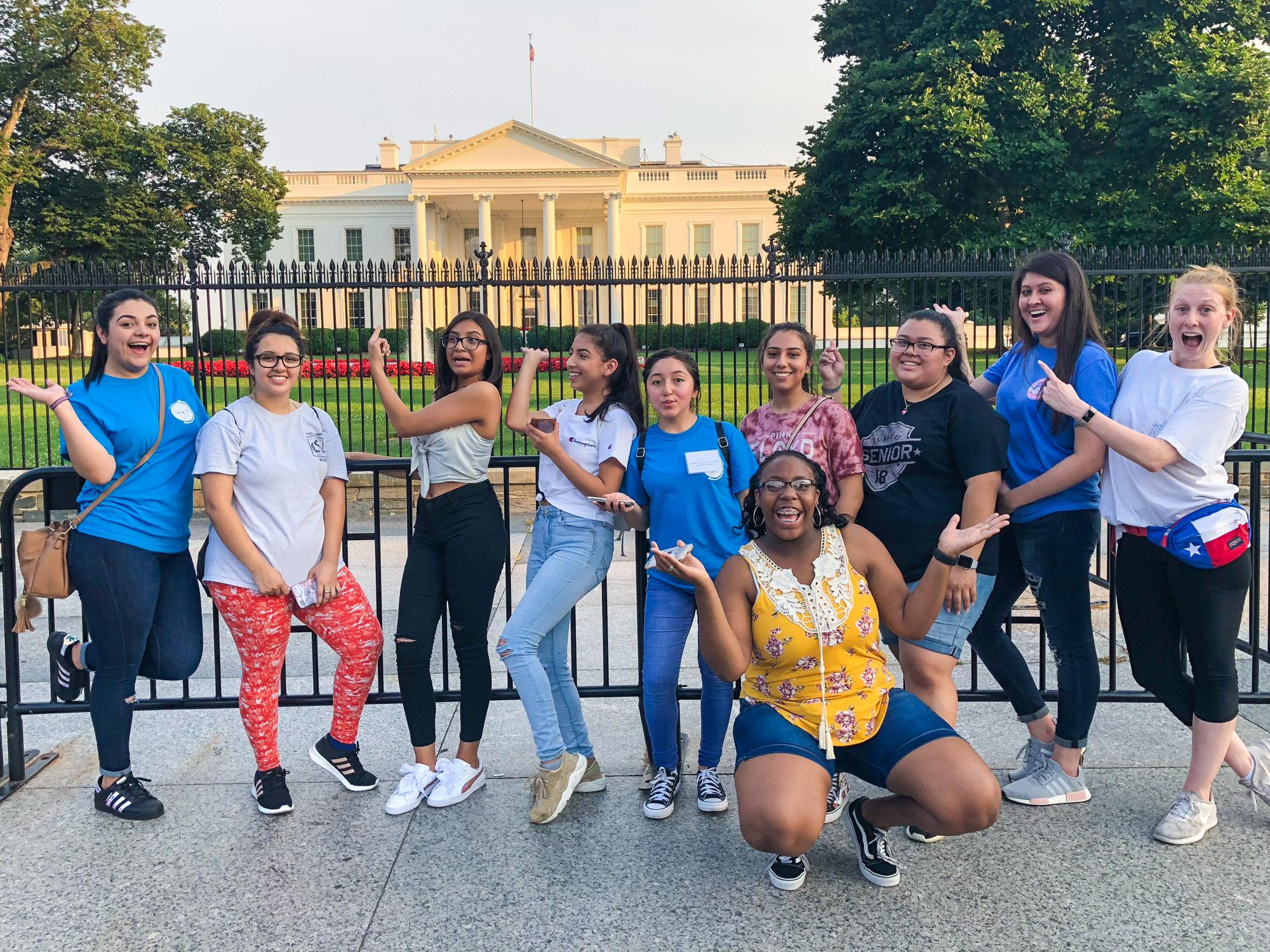 Sandy's ScholarTrips Sends CISDR Students on Summer Adventures