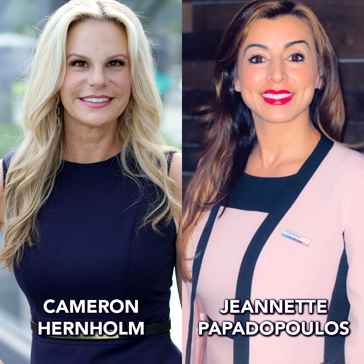 CISDR Welcomes Cameron Hernholm and Jeannette Papadopoulos