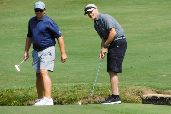 Golf 2020 240 - Team 11 - PwC