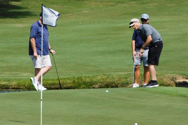 Golf 2020 241 - Team 11 - PwC