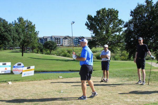 Golf 2020 260 - Team 12A - PwC