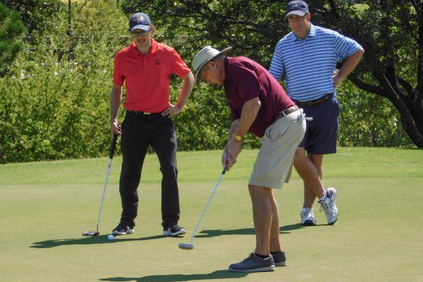 Golf 2020 302 - Team 15 - Martin