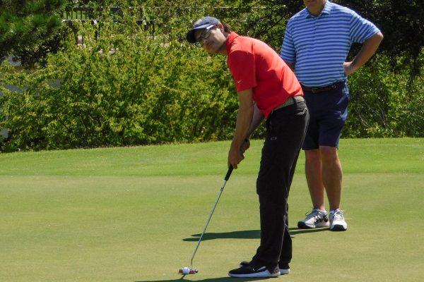 Golf 2020 303 - Team 15 - Martin