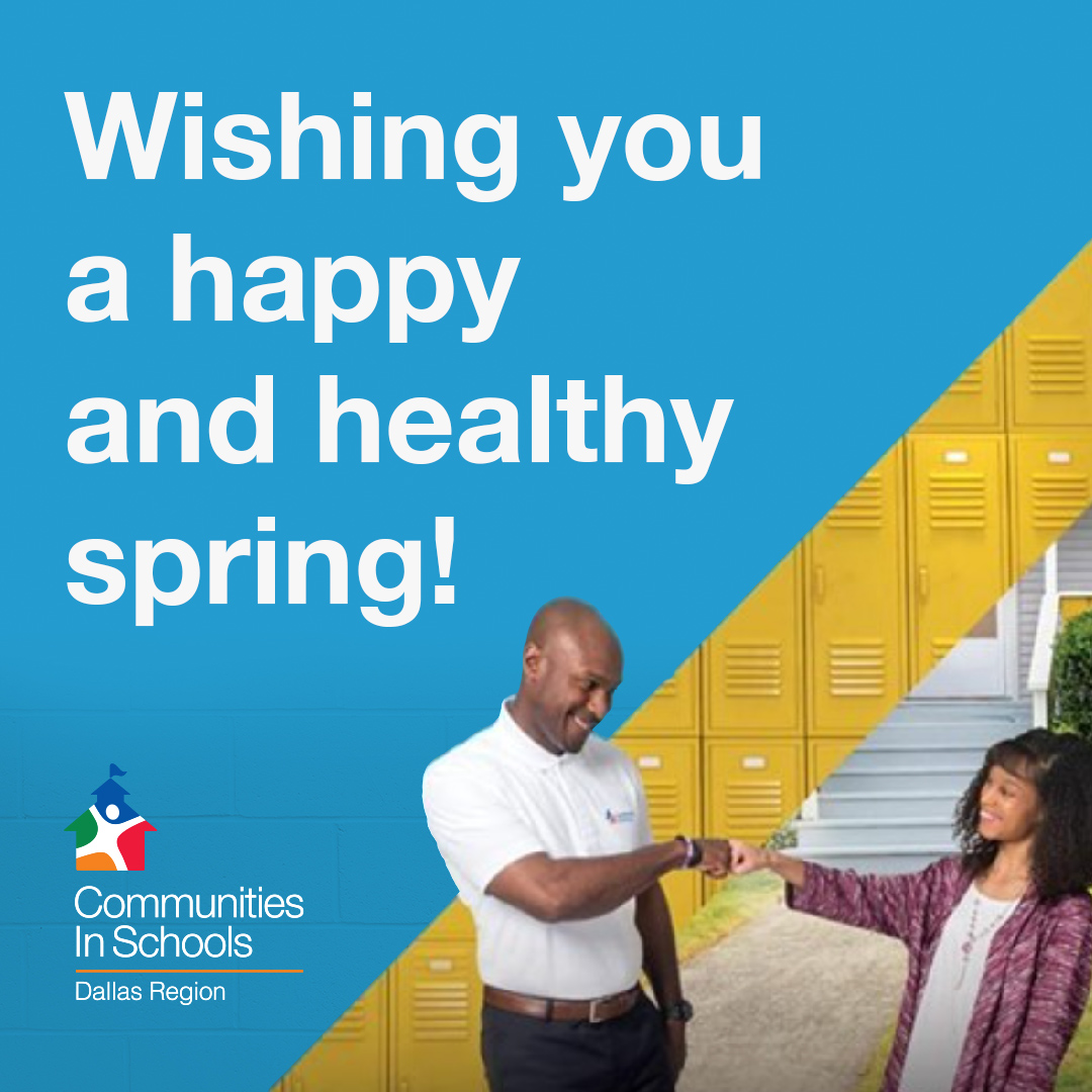 Wishing You a Happy and Healthy Spring!