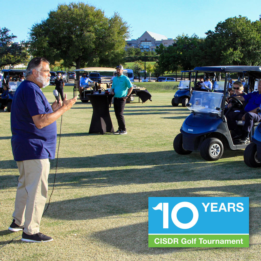 Join Us in September for the  10th Annual CISDR Golf Tournament!