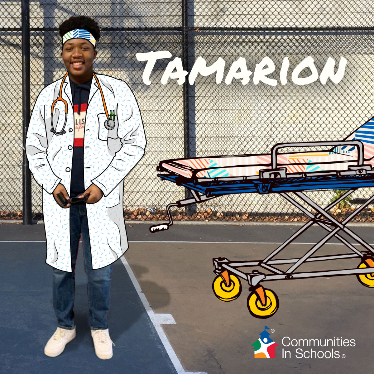 """Help Tamarion """"Go Beyond"""" to Succeed in School and Achieve in Life"""